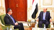هادي يرفض بقاء معين عبدالملك رئيسا للوزراء