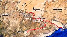 شبوة مقابل مأرب.. اتفاق لتقاسم مناطق النفوذ بين الحوثيين والإصلاح