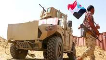 التحالف يدرس دفع قوات للانتقالي والمقاومة الوطنية إلى شبوة