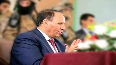 مستشار الرئيس هادي ونائب رئيس مجلس النواب عبدالعزيز جُباري