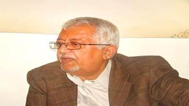 السياسي الجنوبي المخضرم د. ياسين سعيد نعمان