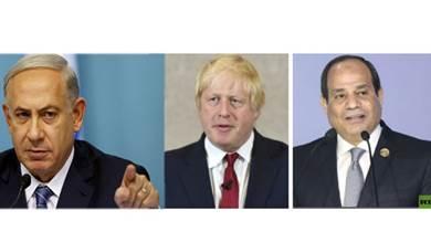 بريطانيا: دور مصر محوري وفاعل لاستقرار الشرق الأوسط