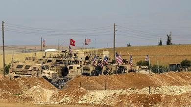 التحالف الدولي بقيادة واشنطن يؤكد مغادرة قواته منطقة منبج في سوريا