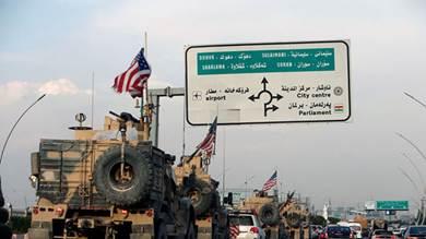 وكالة: خروج 55 آلية عسكرية أمريكية مع تجهيزاتها من سوريا إلى العراق