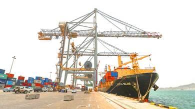 تقرير لمكافحة الفساد يكشف عن عشوائية في عمل ميناء عدن
