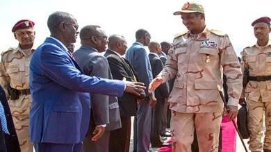 """جوبا تستضيف مفاوضات """"سلام"""" سودانية مع الحركات المتمردة"""