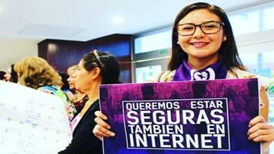 رحلة فتاة من «التنمّر الجنسي» على الإنترنت إلى رائدة بمكافحة الجرائم الجنسية