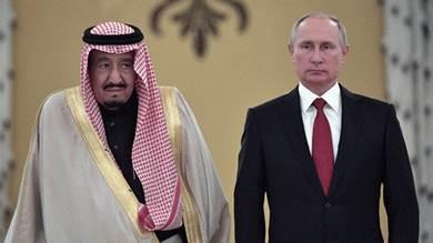 ما الذي يمكن توقعه من زيارة بوتين للسعودية؟