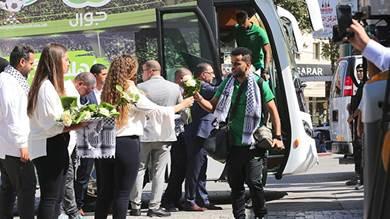 المنتخب السعودي في الأراضي الفلسطينية لأول مرة في تاريخه
