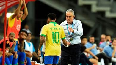 نيمار يخرج مصابا من المباراة الرابعة تواليا للبرازيل من دون فوز