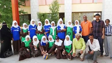 مدرسة الممدارة تحرز بطولتي مسابقتي الكرة الطائرة والشطرنج لمدارس الشيخ عثمان