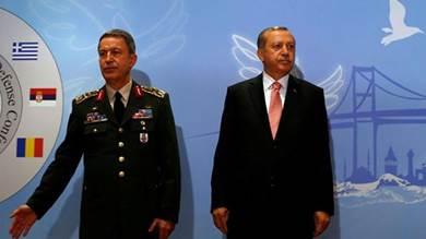 تركيا: القوات الكردية أفرغت سجناً لـ«داعش» بشمال شرق سوريا