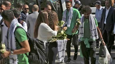 إسرائيل تعلق على مباراة السعودية وفلسطين: تسعدنا مواجهة «الأخضر»