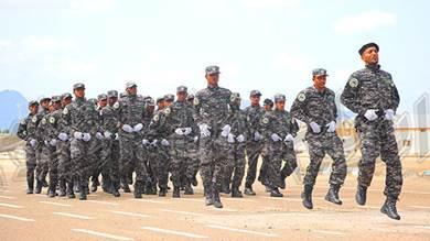 تراجع لانتشار الثكنات العسكرية يبشر باستقرار أمني في عدن