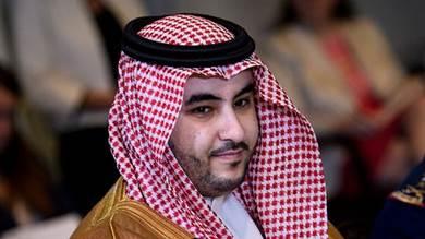 خالد بن سلمان يبحث مواجهة إيران مع نائب وزير الخارجية الأمريكي