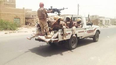 سقوط قتلى بمواجهات داخلية بين قوات حكومية في أبين