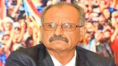 الأمين العام المساعد بالمجلس الانتقالي الجنوبي فضل الجعدي