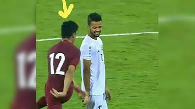 النجم (محمد طارق) .. موقف يجسد الأخلاق والقيم الرياضية