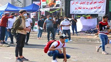 المدارس تغلق أبوابها في جنوب العراق لإعادة الزخم للاحتجاجات