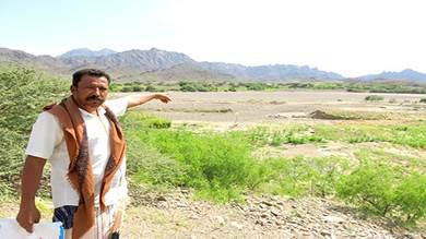 مزارعون يطالبون بتوفير مصدات لحماية أراضيهم من السيول