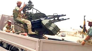 إفشال هجومين لقوات الحوثي في الضالع