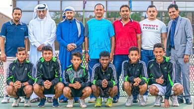 إنطلاق البطولة الآسيوية للتنس في جدة بمشاركة منتخبنا