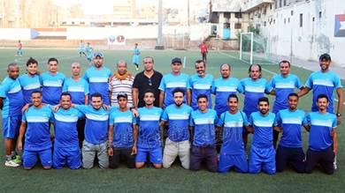 حكام كرة قدم عدن يناقشون عددا من القضايا مع رئيس لجنة المسابقات