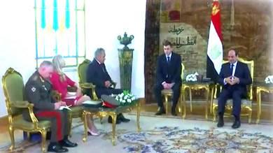 شويغو: موسكو مستعدة لدعم الجيش المصري