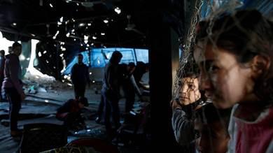 الخوف من حرب جديدة قاسم مشترك بين الاسرائيليين والفلسطينيين