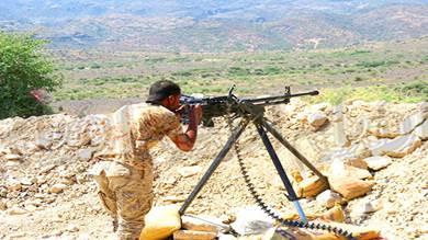 اشتعال المواجهات في جبهة حبيل حنش الحدودية