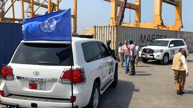 اللجنة الأممية بالحديدة تعتبر رئيسها وفريقه معتقلين في قبضة الحوثيين