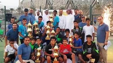 ناشئو اليمن يتربعون على عرش البطولة الآسيوية لتنس الميدان في الرياض وجدة
