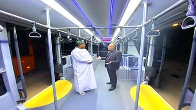 مشروع لتصنيع الحافلات في سلطنة عمان وتصديرها الى اليمن