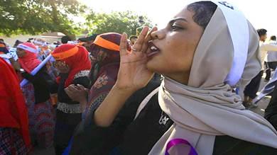 الحكومة السودانية تلغي قانوناً انتهك لسنين طويلة حقوق النساء