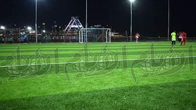 مركز صيرة للألعاب الرياضية ينظم مباراة على كأس 30 نوفمبر