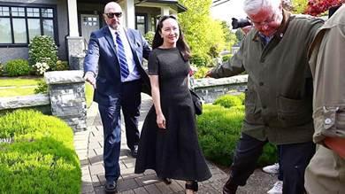 سفير الصين في كندا يلتقي مسؤولة هواوي المحتجزة