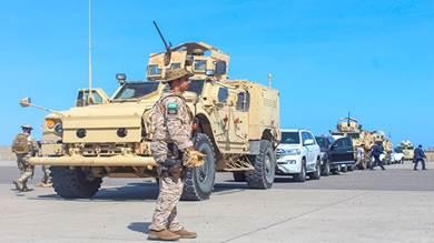 الأمل أن يساهم اتفاق الرياض في حماية عدن من جولة عنف جديدة
