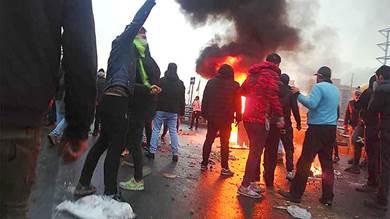 """أمريكا تقدّر """"مقتل أكثر من ألف إيراني على يد النظام"""" خلال التظاهرات"""
