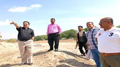 إعادة تأهيل شبكة المياه والصرف الصحي بدار سعد