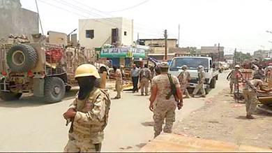 القبض على متهمين بزعزعة الأمن في خنفر بأبين