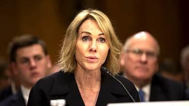 المندوبة الأميركية الدائمة لدى الأمم المتحدة كيلي كرافت