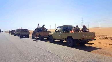 ألوية الحماية الرئاسية: القوات التي احتشدت إلى شقرة أفرداها من مأرب