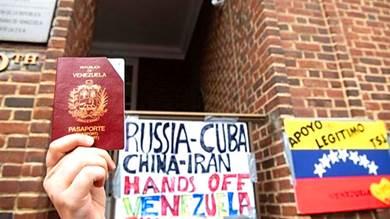 عقوبات أميركية على مسؤولين فنزويليين لبيعهم جوازات سفر