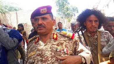 اللواء خالد فاضل