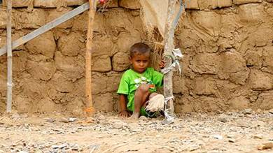 """منظمة دولية: أطراف النزاع باليمن ارتكبت """"جرائم حرب"""" بحق الأطفال"""
