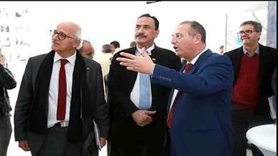 السفير باحبيب يشارك في ذكرى تأسيس المعهد العربي بتونس