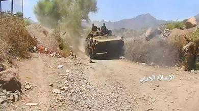 الحوثيون يعيدون قوات سحبوها سابقاً إلى جبهة الفاخر