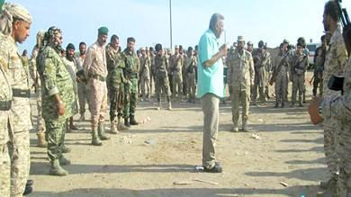القوات الجنوبية تعزز بلواء صاعقة إلى سواحل شقرة