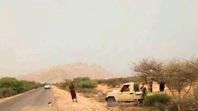 مقتل جندي وإصابة آخر في كمين مسلح بأبين