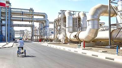 محطات تحلية المياه بسلطنة عمان